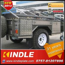 Kindle Professional heavy duty camping folding trailer