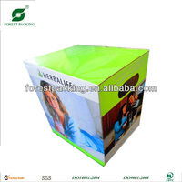 SCHOOL SUPPLIES CORRUGATED PACKAGING CARTON