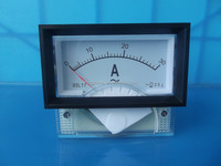 85L17 AC 0-300V Analogue Needle Panel Meter Voltmeter Ammeter