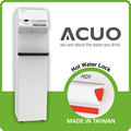 UO-632AW-R3 Floor Standing Micro Computer POU Water Dispenser