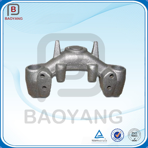 China Manufacture Investment Percision Casting Sodium Silicate Process Casting