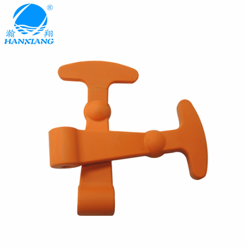 High quality rubber hood toggle clamp latch for ice cooler box made in china