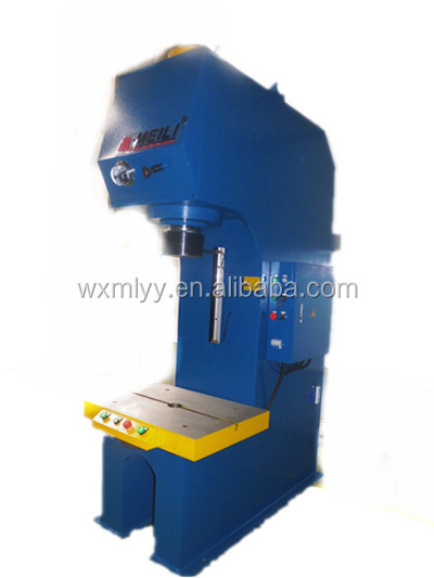 Meili-Y30-2.5T with CE&ISO9001 certification single column universal hydraulic press