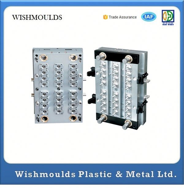 High quality low price molded plastic component