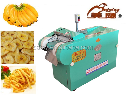 YQC series Automatic plantain slicing machine for banana slicing machine manufactuer