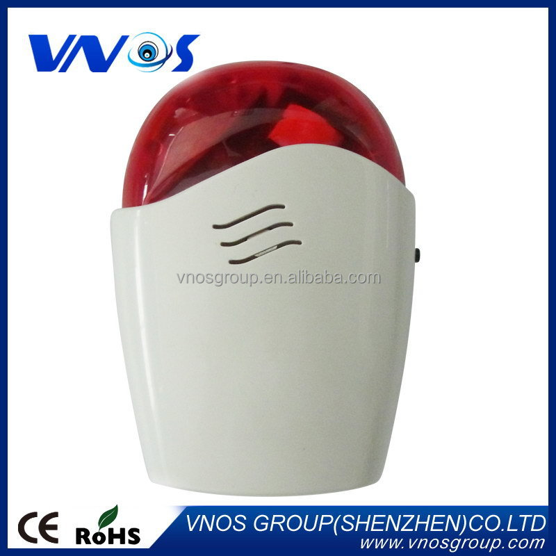 Low price useful 12vdc wired ambulance lights and siren