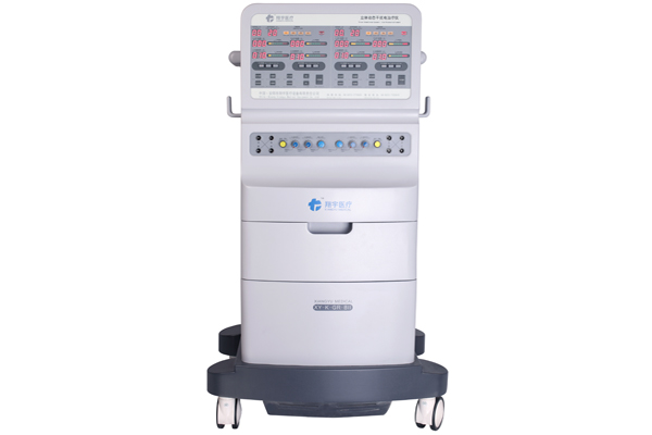 Interferential current therapy unit