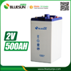 Bluesun deep cycle 2v 500ah lead acid battery price for kids battery cars