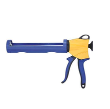 Taky 9 inch semi-cylinderical frame type best cordless automatic caulking gun