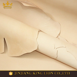 High quality vegetable tanned leather hides