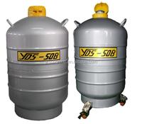 YDS-50B liquid nitrogen cryogenic dewar's and dewar cart
