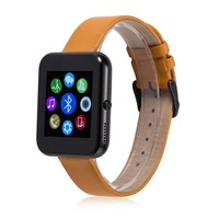 LF09 Bluetooth Smart Watch Wrist Smartwatch APK for Apple iPhone 6 6S Plus IOS S6 edge S5 Android Smartphone