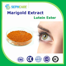 Natural Marigold Extract 5%-90% Lutein Esters Powder for Eyesight Protection