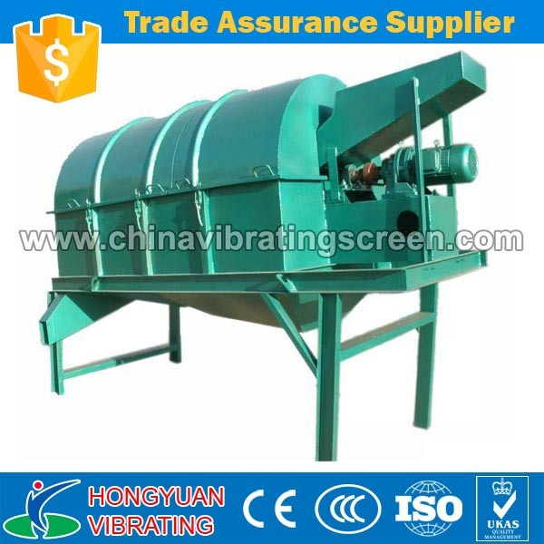 China Trommel screen machine for sale