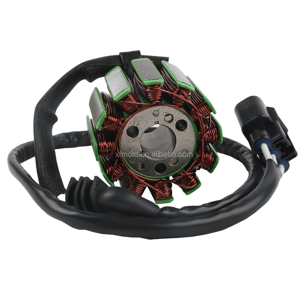 Magneto Generator Engine Stator Coil For Yamaha YZF R1 YZF-R1 2004-2008