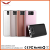 High Quality Ultra Thin Power Bank Mobile External Battery Portable Power Bank 10000mafor iPhone 7 7 Plus 6S Plus 6S and Others