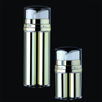 Cosmetic 30ml 50ml airless pump bottle
