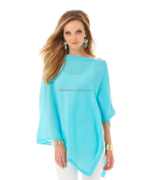 Women S Cashmere Poncho With Buttons