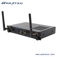 ZC-OPS5010 Broadwell I3 Barebone With Low TDP 15W I3 5010U Processor,I3 Mini PC For 4K With 2 USB 3.0 2 USB 2.0,DC12V 19V Power