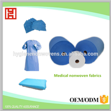 Wholesale spa and hospital waterproof material nonwoven disposable fitted bed sheet