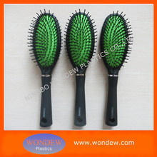 Color cushion hair brush / Personalized hair brush / Custom hair brush