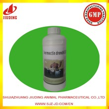 GMP factory Ivermectin oral solution /suspension for horse medicine