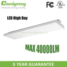 Factory price high efficiency cULus and DLC listed LED 100w led high bay light, led linear high bay light