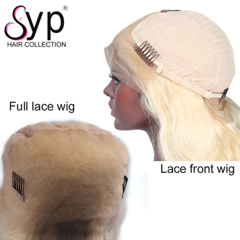 100% Peruvian Virgin Human Hair Full Lace Wig 613 Braid Hair Extensions For Black People