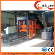 GYM-QTY5-15 hydraulic pressure full-automatic concrete kerb machine prices
