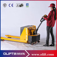 1.5ton OLIFT Advanced TX semi-electric pallet truck