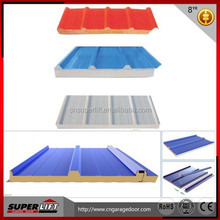 PU sandwich panel for wall panel,roof panel,cold room panel