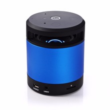 cheap high-endportable motion sensor speaker good quality advertising activated speaker with microphone