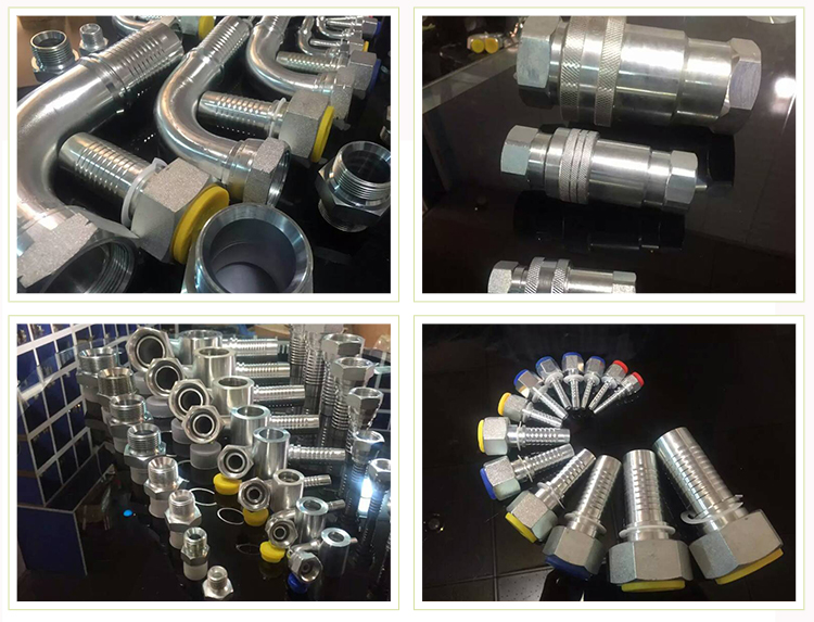 China best quality hydraulic hose ferrule fitting