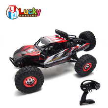 high speed 1:12 brushless 2.4G simulation engine buggy rc rock climbing car with battery