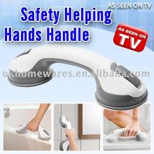 Grab Rail Quick,Travel Suction Cup Bar , Bath Safety Grip Handle