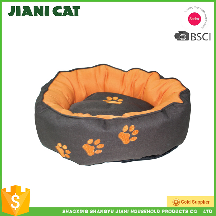 Cute Design Customized Top Quality Cheap Non Slip Pet Dog Beds