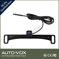 Two installation ways HD 600TVL reverse car camera with parking guide line