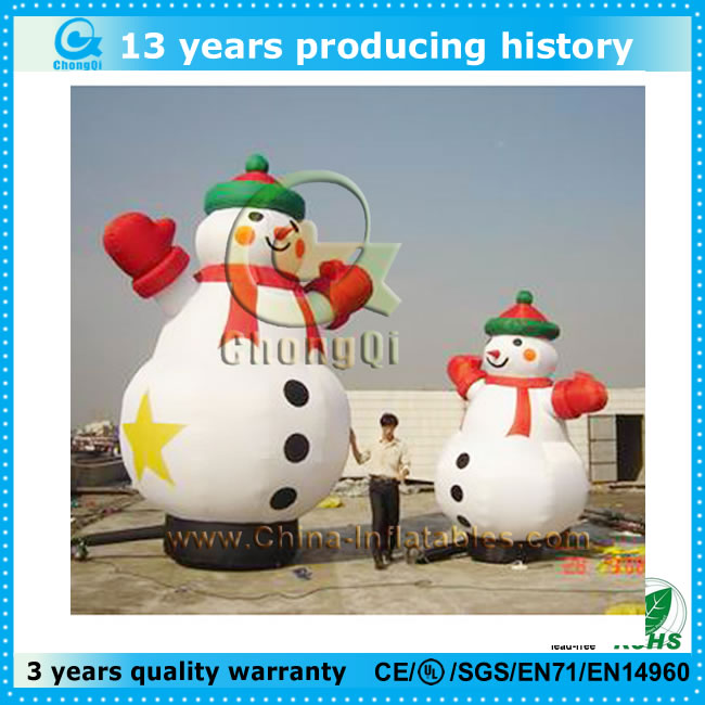 2013 hottest sale inflatable christmas items