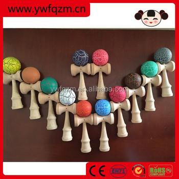 wooden high quality giant kendama for sale