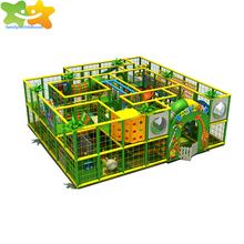 indoor playground plastic playsets for toddlers