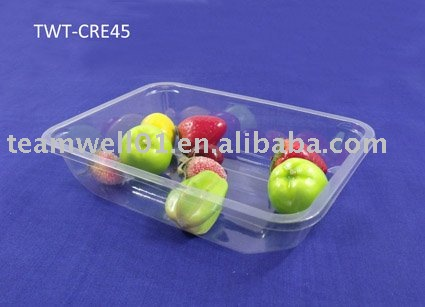 TWT-CRE45 Disposable fruit tray