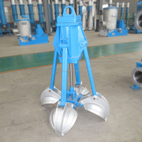 Factory price rotating grapple for pape pulping system ,hydraulic scrap grapple