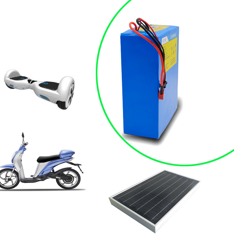 Rechargeable 2000 cycles lifepo4 48v 60ah lithium battery pack