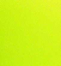 High visibility yellow fabric