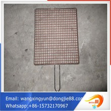 best sell mesh korean bbq wire mesh/barbecue wire mesh factory supplies