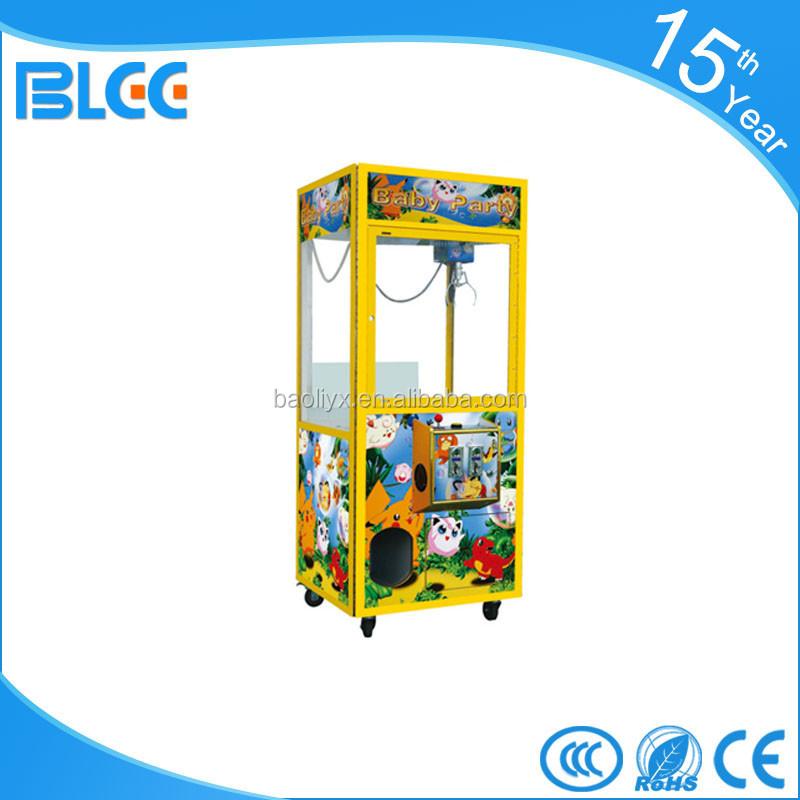 crane machine plush