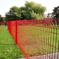 Curved Fence Panels For Road And