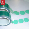 Silicone Die cut PET adhesive tape dots for car paint protect