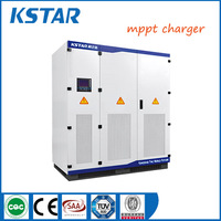 100kw dc to ac industrial grid tie inverter , 400Vac invertor for solar system
