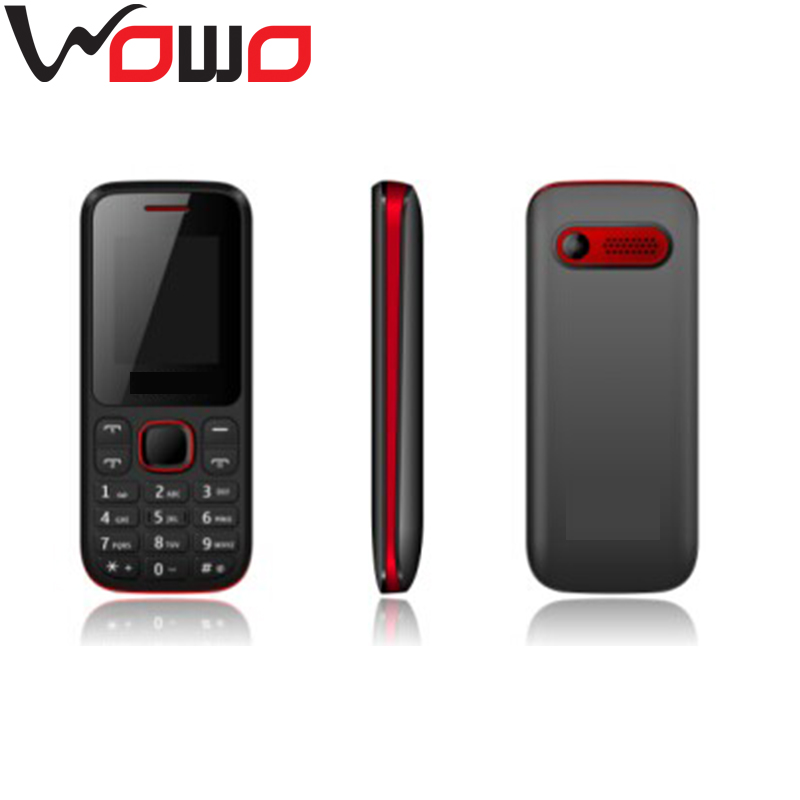 original mobile phone made in china B1801 quad band dual sim small size